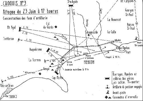 attaque du 23 juin 1940