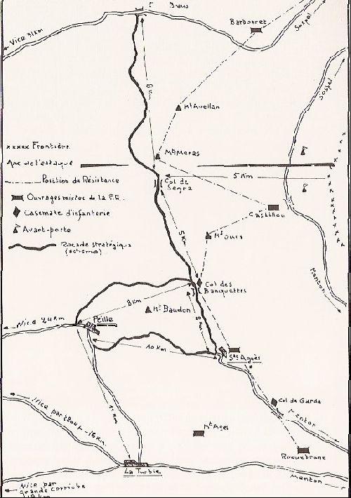 routes militaires