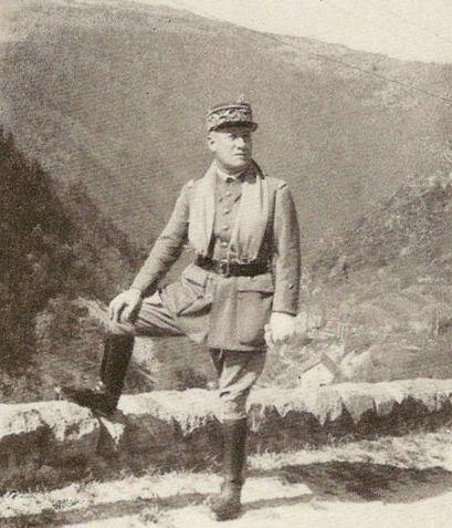 général de st julien  65e DI