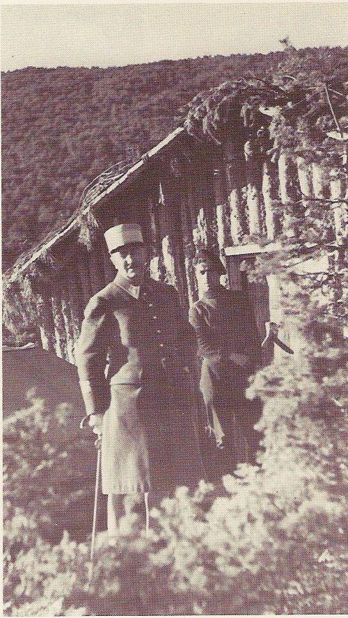 lieutenant colonel chevillon Chef état Major xve CA
