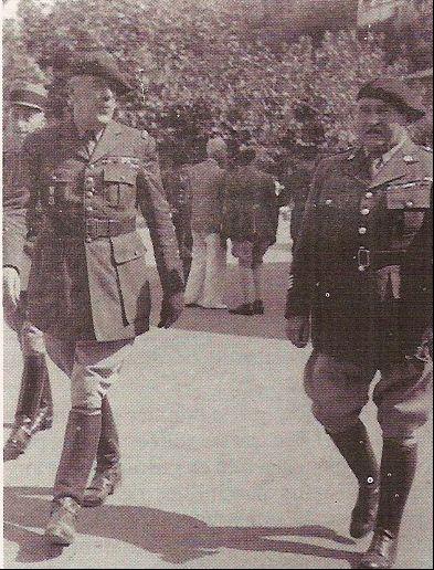chef de bataillon guillevic commandant le 96e BAF