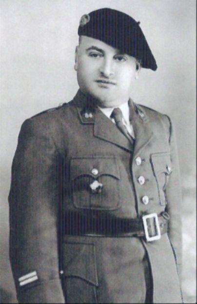 lieutenant Félix Philip 84ème BAF