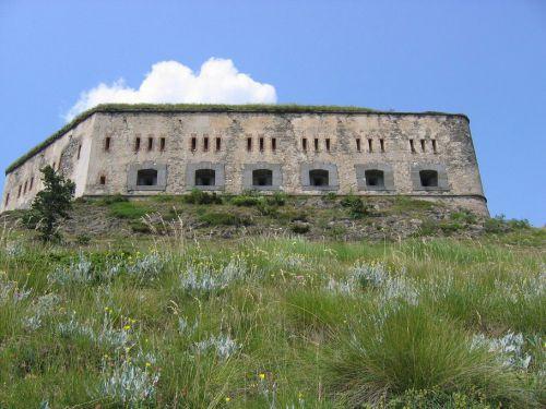 Les anciens Forts Italiens du Col de Tende