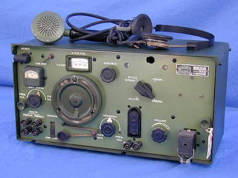 STAZIONE RF1CA (TR7) 1940
