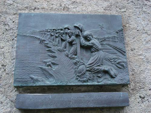 onori caduti 89e RI div cosséria