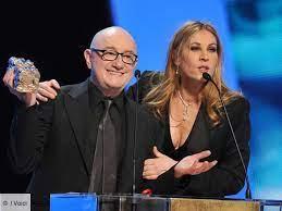 Mathilde Seigner nous offre l'instant malaise des César 2012 - Voici