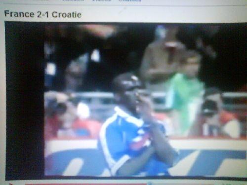 Coupe du monde 1998; Vous connaissez la suite !!