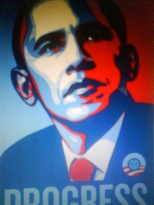 YES WE CAN: version POP ART !!