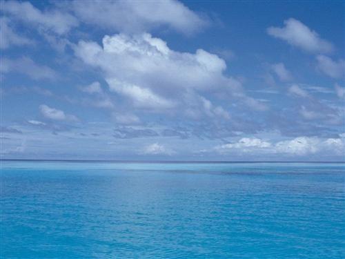 mer des tropique