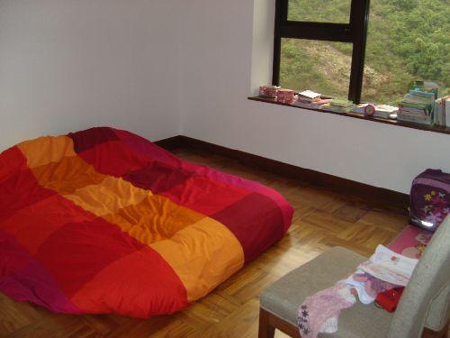 Chambre Candice, coté forêt.