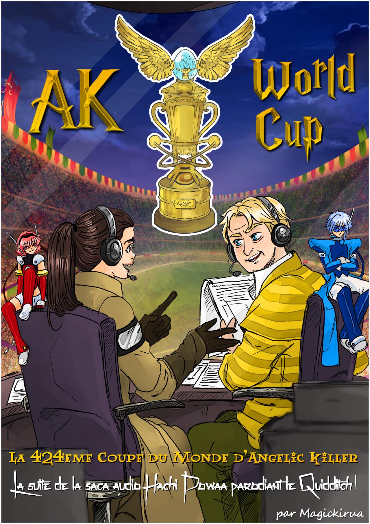 AK World Cup Poster