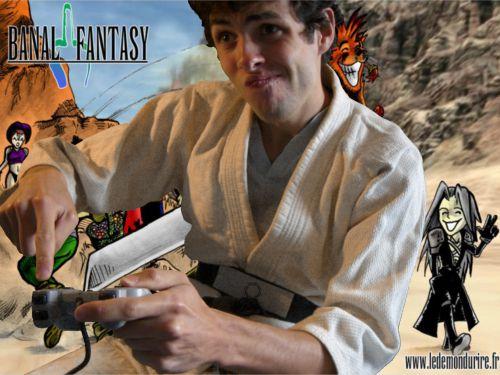 Won est une quiche à Banal Fantasy!