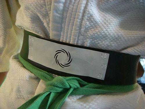 Le bandeau de ninja de Won.