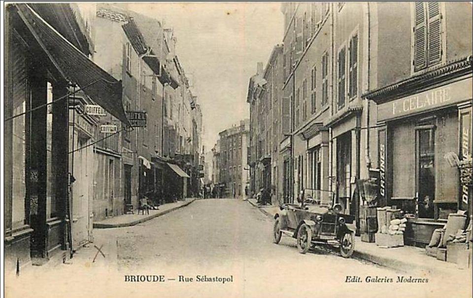BRIOUDE  Auvergne-Rhone-Alpes