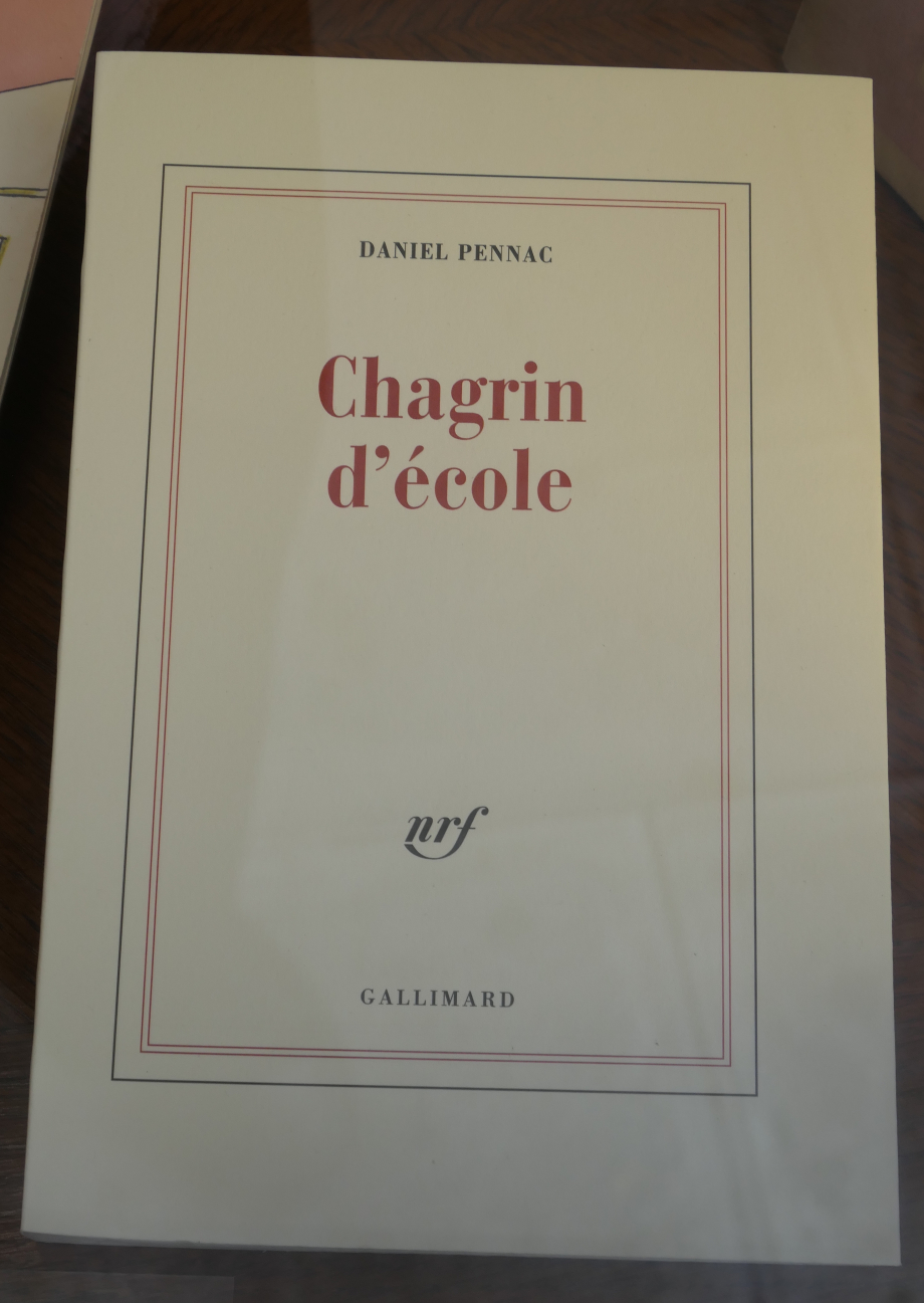 PENNAC - Chagrin.JPG