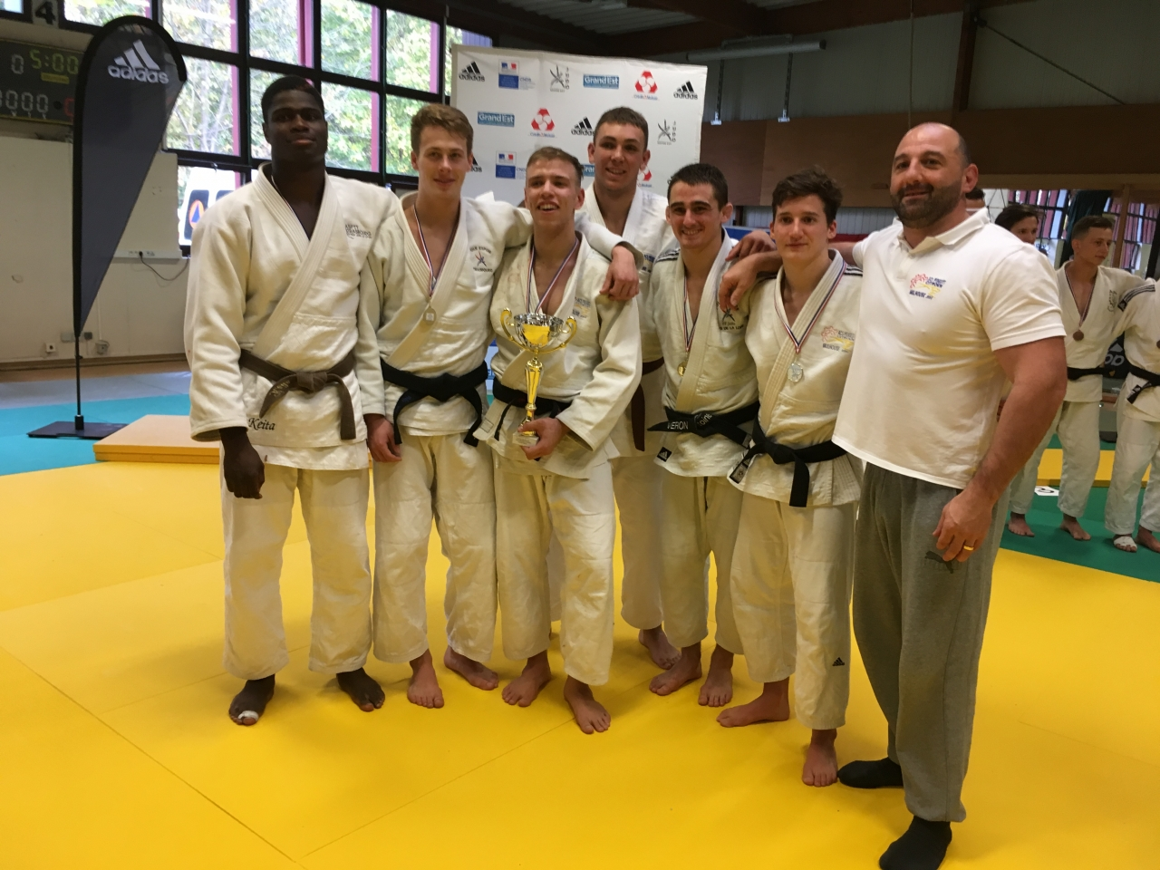 club judo paris 3