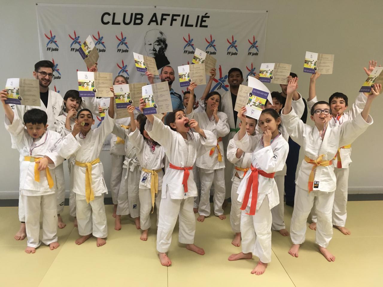 club judo 38