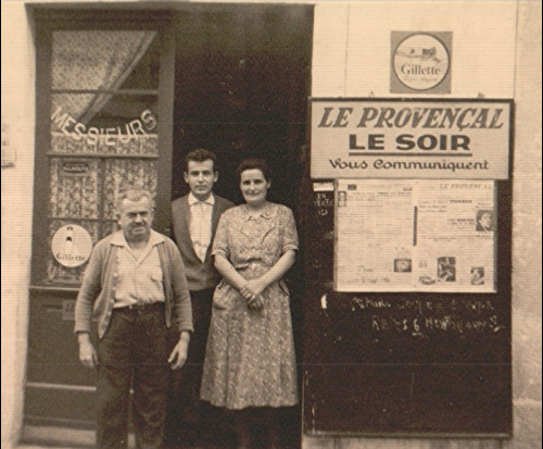 Famille chabalier