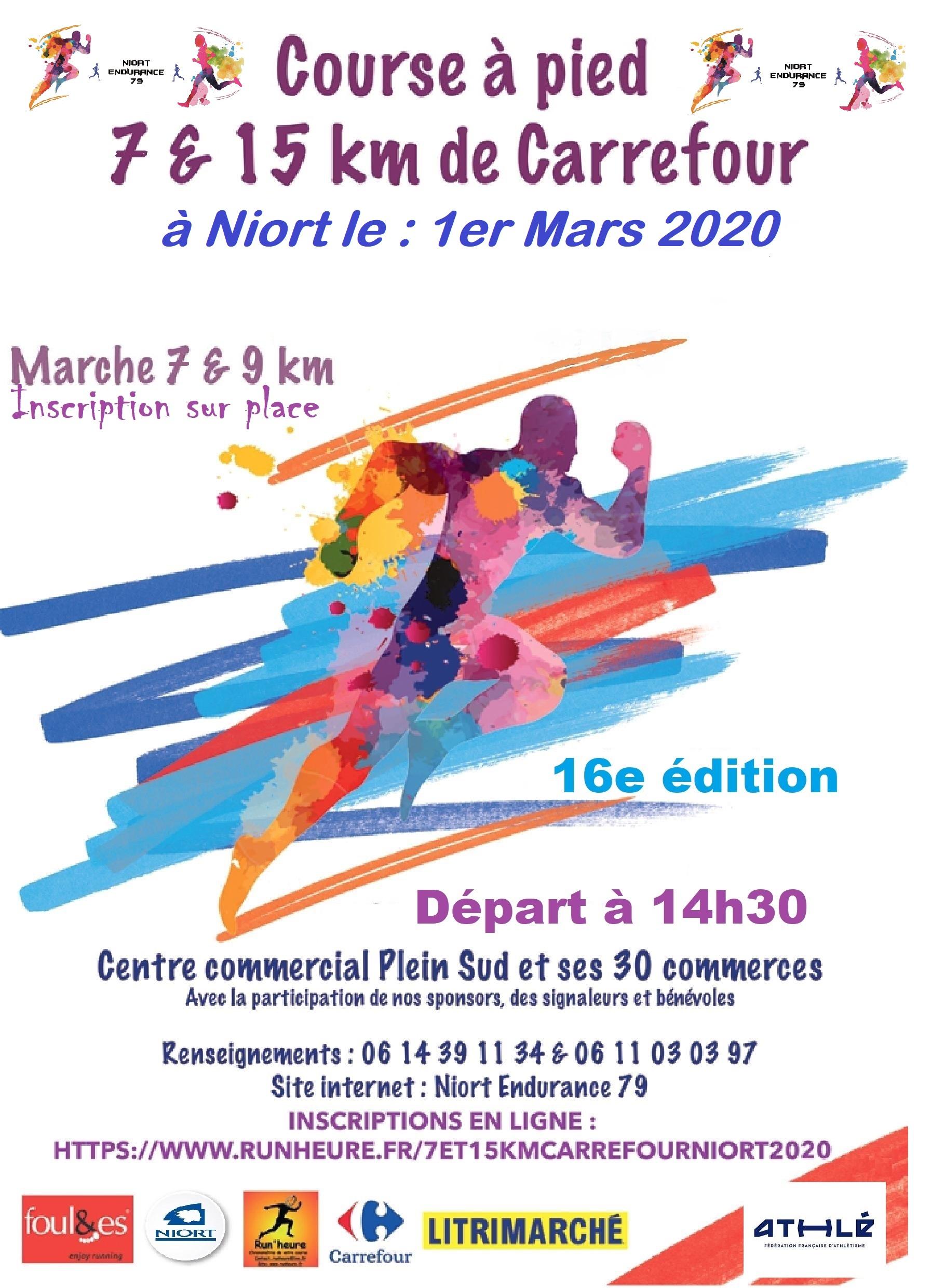 Calendrier Course Hors Stade 2020.Resultats Photos Courses A Pied Endurance 10 Km