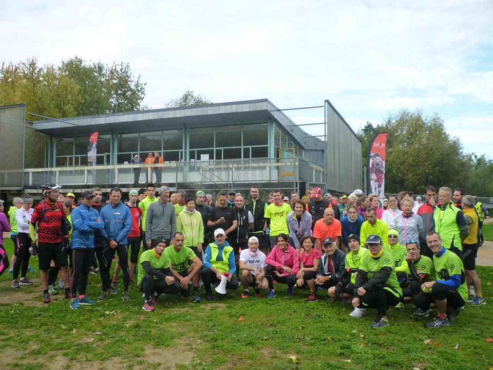 Chauffe gambettes au Trail Urbain de Niort le 1er novembre