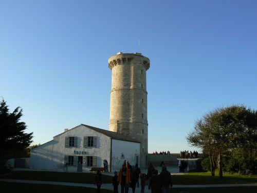 Phare des Baleines - Le vieux phare de Vauban