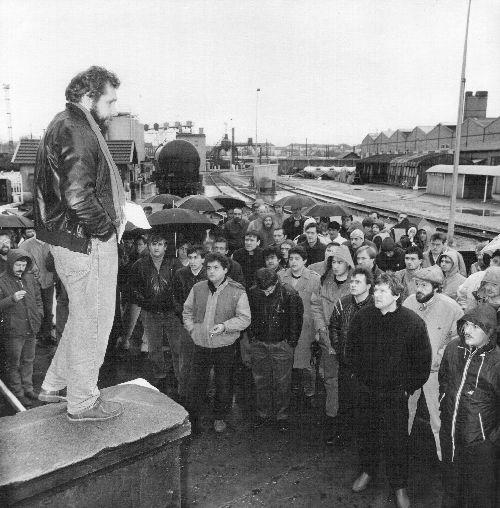 1 janvier 1987 Assemblée Générale au dépôt de Metz