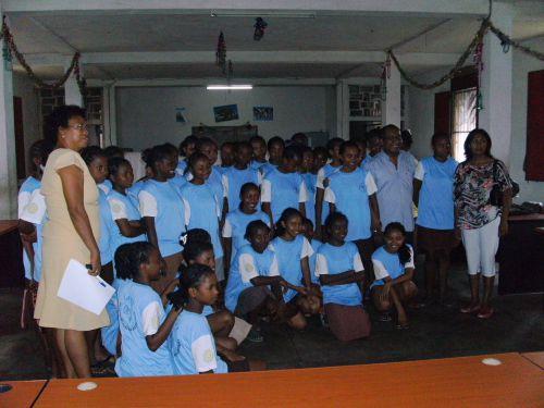Action humanitaire Février 2012