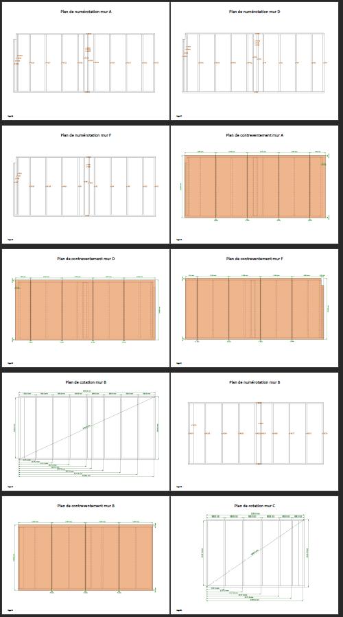 Extraits 1 ouvrage autoconstruction pool house à ossature bois