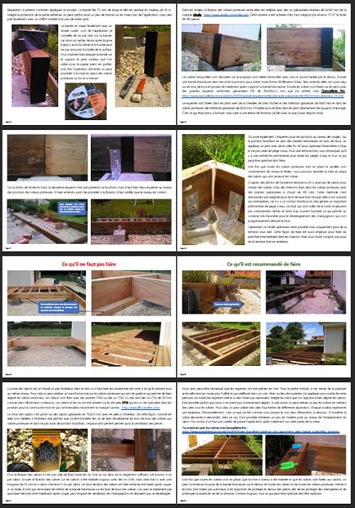 Construction d'une terrasse en bois - Guide pour autoconstructeurs 1