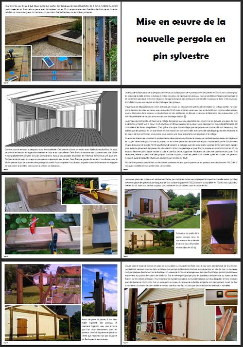 Construction d'une terrasse en bois - Guide pour autoconstructeurs 2