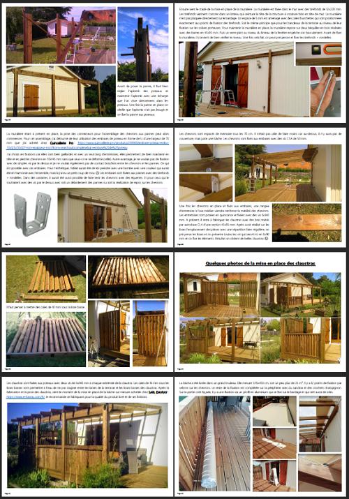 Construction d'une terrasse en bois - Guide pour autoconstructeurs 3