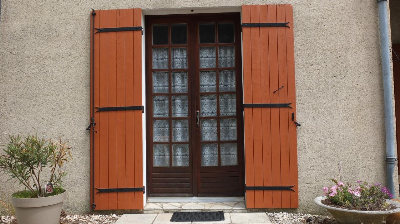 R novation de volets bois avec reconstitution de lames - Combien coute une maison en autoconstruction ...