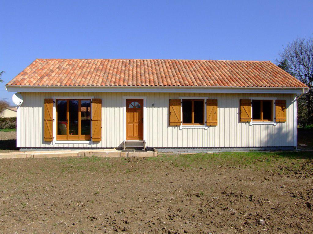 Pose de volets battants en bois Autoconstruction maison en ossature bois # Comment Poser Des Volets Battants Bois
