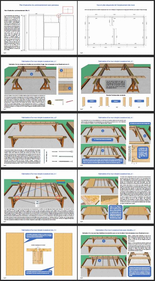 Extrait 2 guide pour l'autoconstruction d'une maison à ossature bois