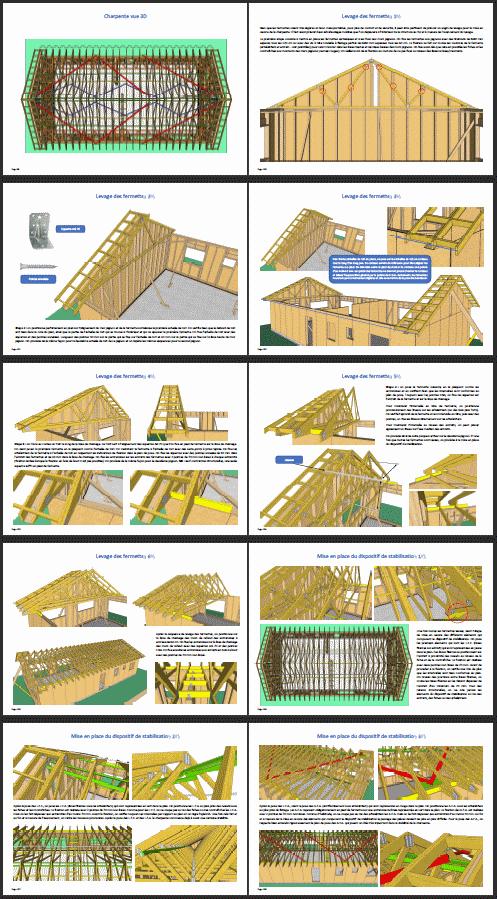 Extrait 4 guide pour l'autoconstruction d'une maison à ossature bois