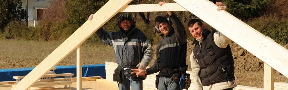 isolation des appuis de fenêtres pour maison à ossature bois