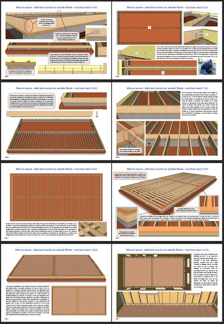Extrait 2 guide pour apprendre à construire une dalle en bois