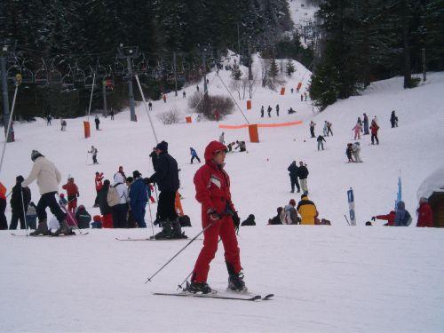 Jusqu'a la nuit, on skie encore quand on aime !