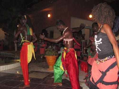 SOIREE SENEGALAISE A L AFRICA 6