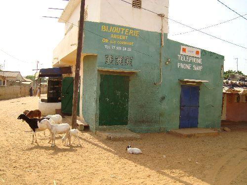petit commerce Mauritanien