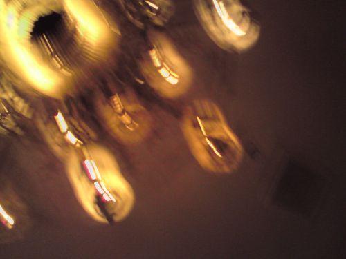 haunted lamp