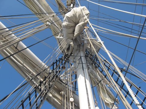 Passage du Belem à Port-Vendres