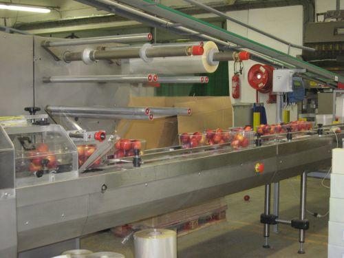 Melba - Vue d'ensemble chaîne tri et emballage