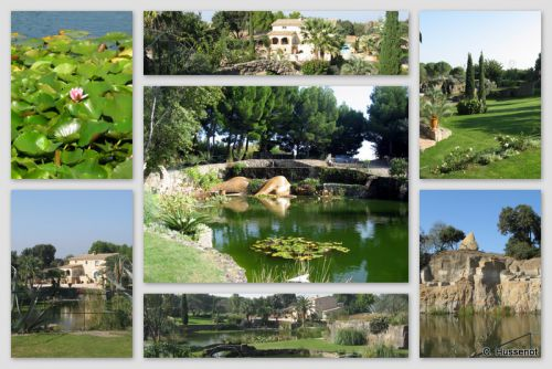Montage jardin de St-Adrien