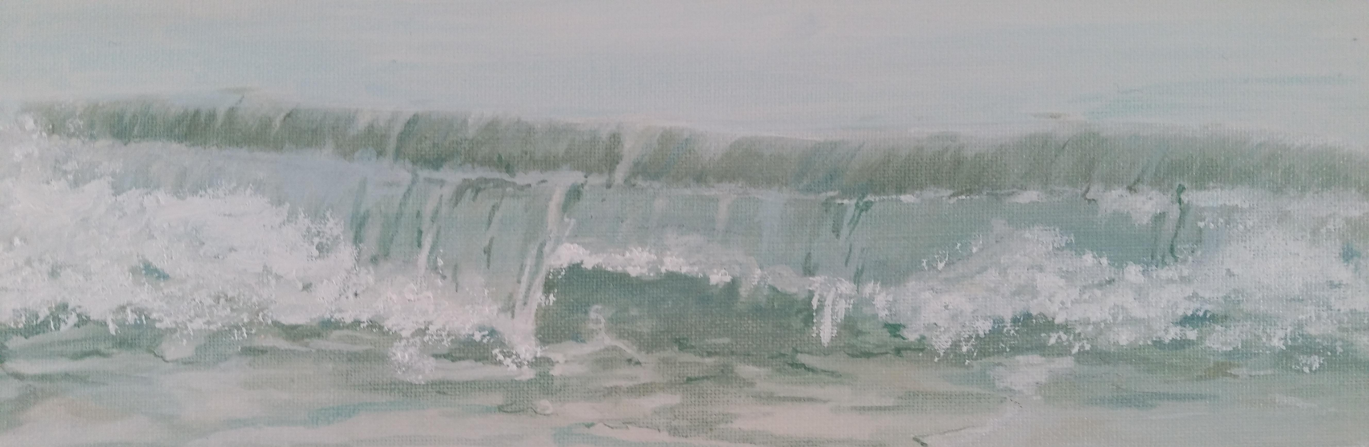 G.B Artiste Peintre