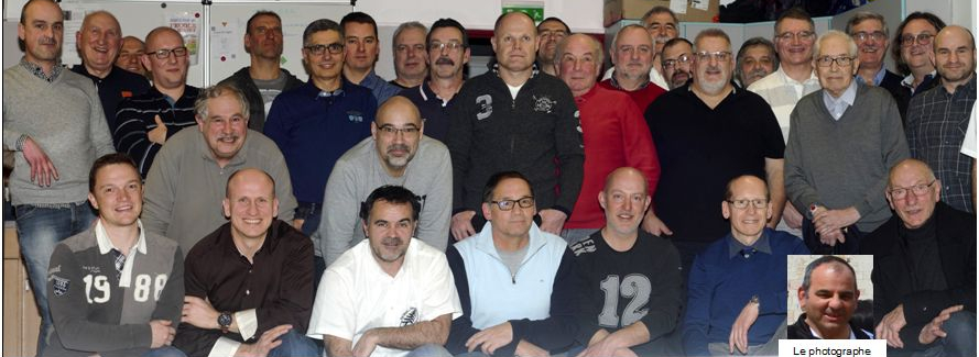 Old Blacks - Les anciens joueurs du Rugby Club de Thann
