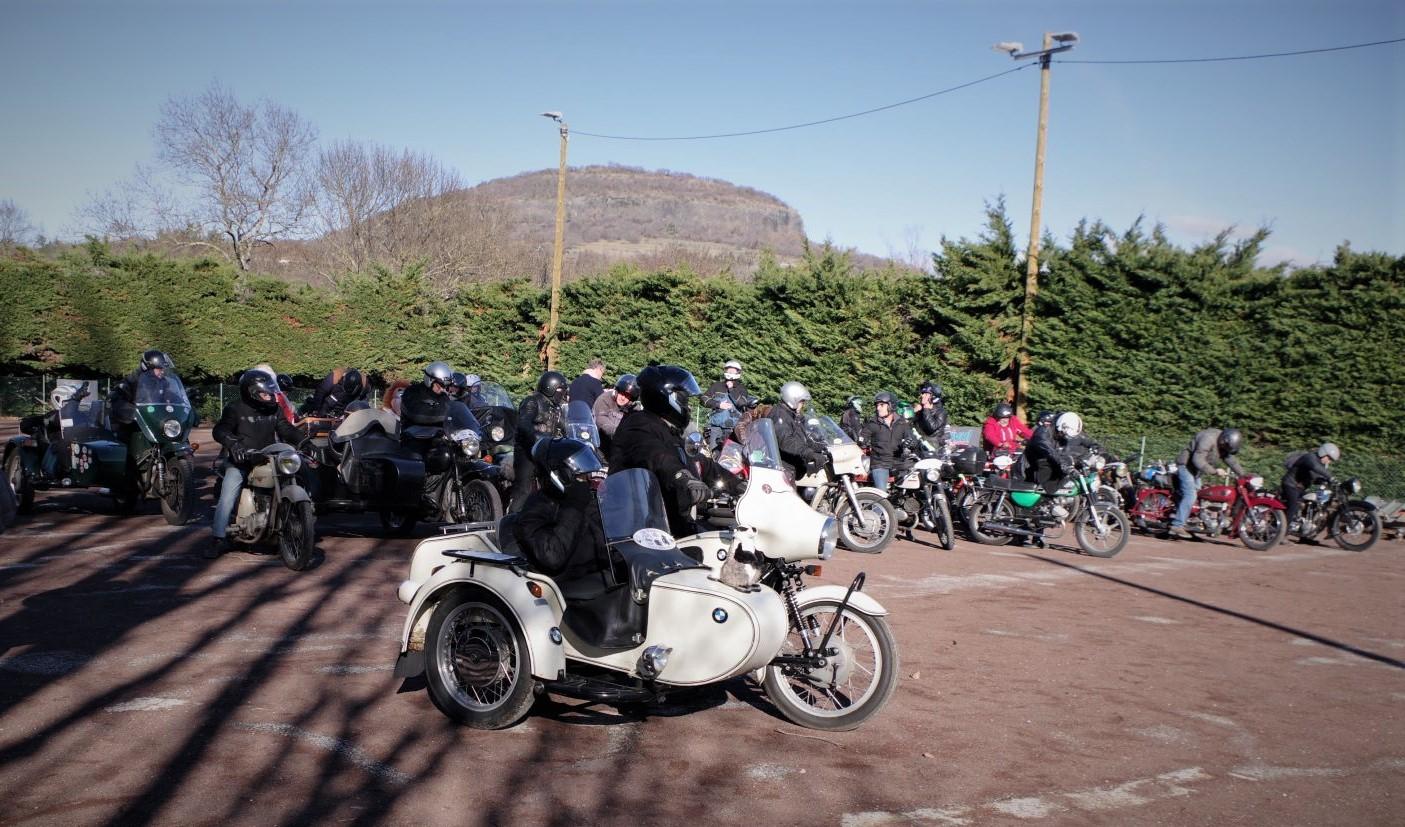 AMADA ****  les Amis de la Motocyclette Ancienne Drôme Ardèche ****