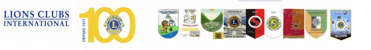 Blog des Lions Clubs de Grenoble-Voiron
