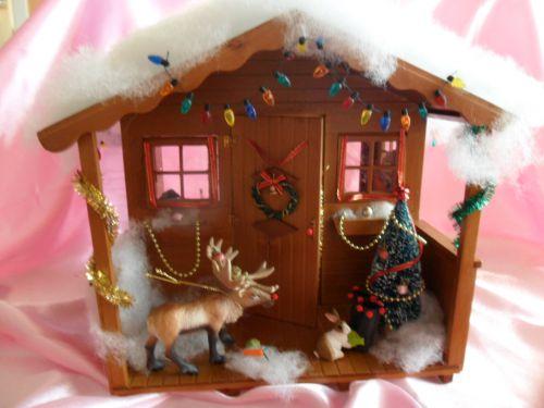 Le chalet du Père Noël