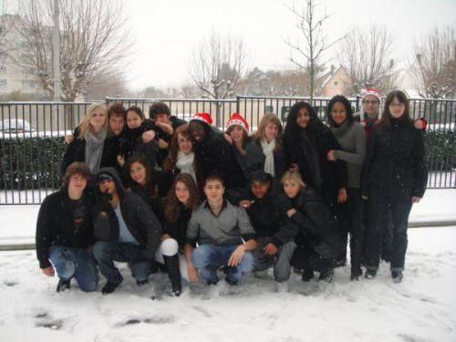 Diciembre bajo la nieve N°2